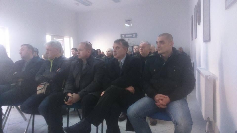 Redovni izvještajni sabor udruge za 2016. godinu - Izvješće