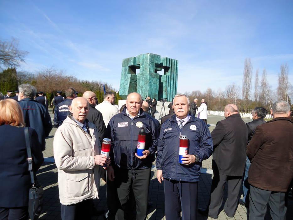 10. ožujka 2018. - Obilježen Dan branitelja grada Vukovara