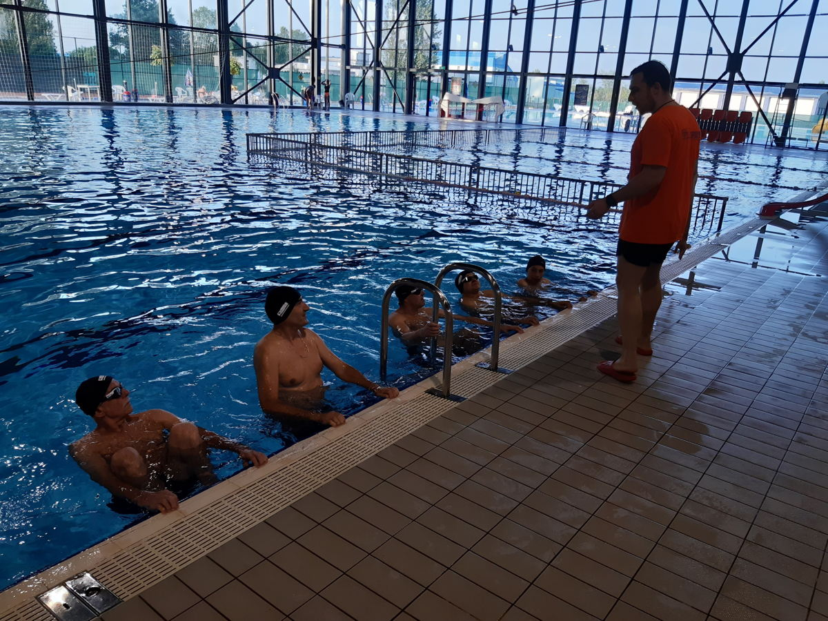 Sportske aktivnosti za osnovnoškolce na TTS-u - 7Plus