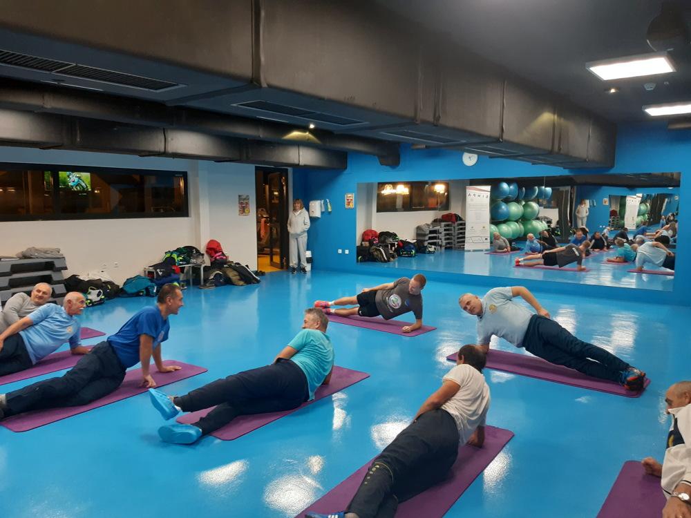 Sportske aktivnosti projekta SIMPA - plivanje i funkcionalni trening