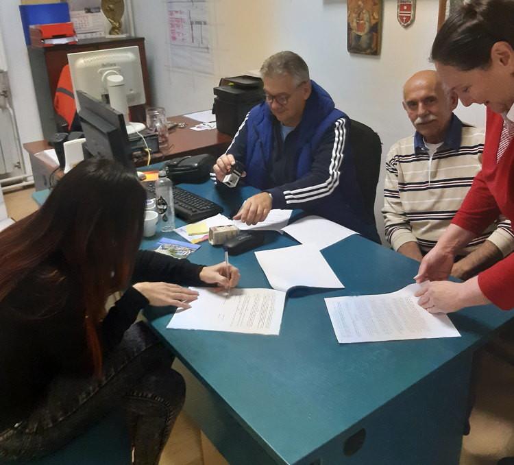 Potpisan ugovor za angažiranje vanjskog stručnjaka za provedbu radne terapije