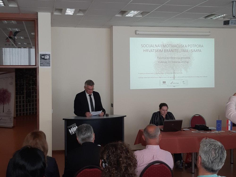 Održana početna konferencija EU projekta