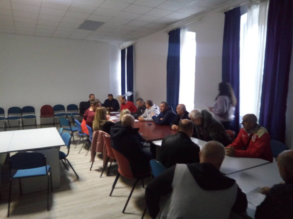 Održan sastanak Udruge i Sportskih objekata Vukovar