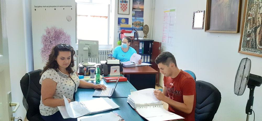 Šesti sastanak projektnog tima